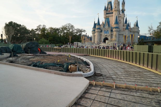 Attractions Magazine magic kingdom new hub 15