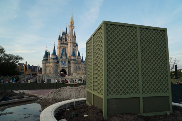Attractions Magazine magic kingdom new hub 16