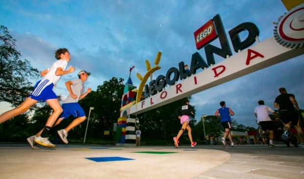 Brick Dash 5K Legoland Florida
