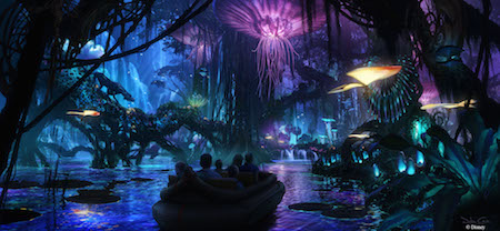 AVATAR-Inspired boat ride Coming to Disney's Animal Kingdom