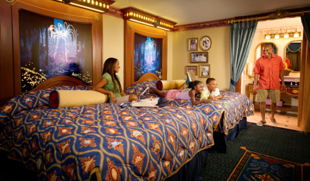 Royal Rooms disney
