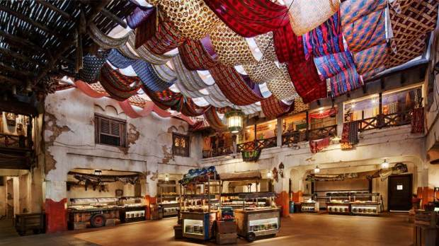 tusker house restaurant disney's animal kingdom