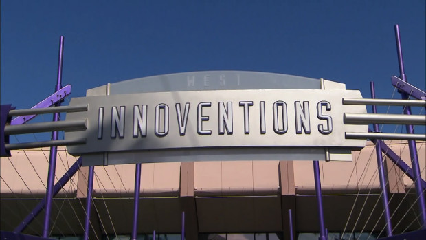 innoventions epcot walt disney world