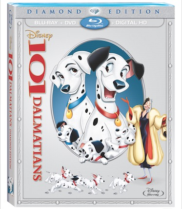 101 dalmations dvd cover