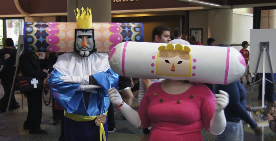 katamari cosplay costumes