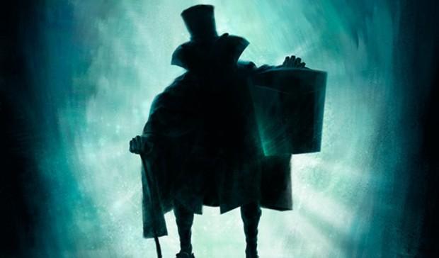 hatbox ghost disneyland haunted mansion
