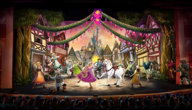 Tangled: The Musical Coming to Disney Cruise Line