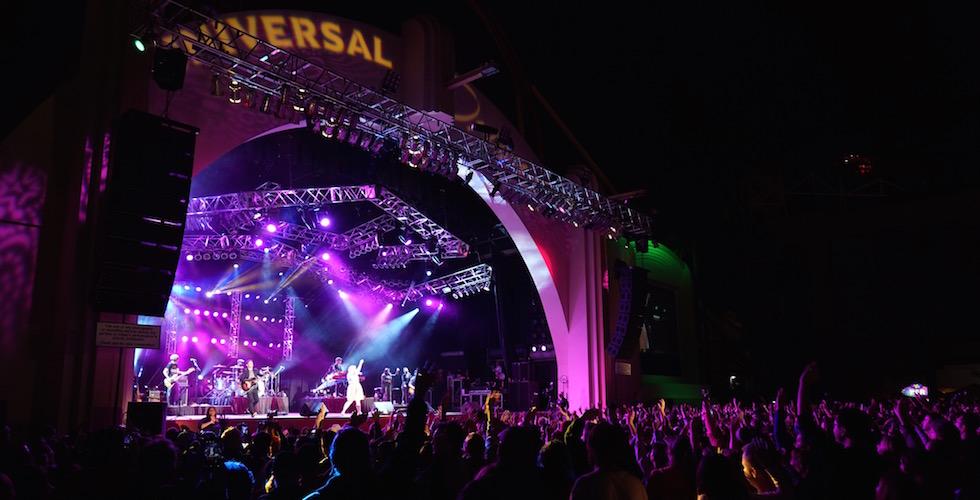 universal concert