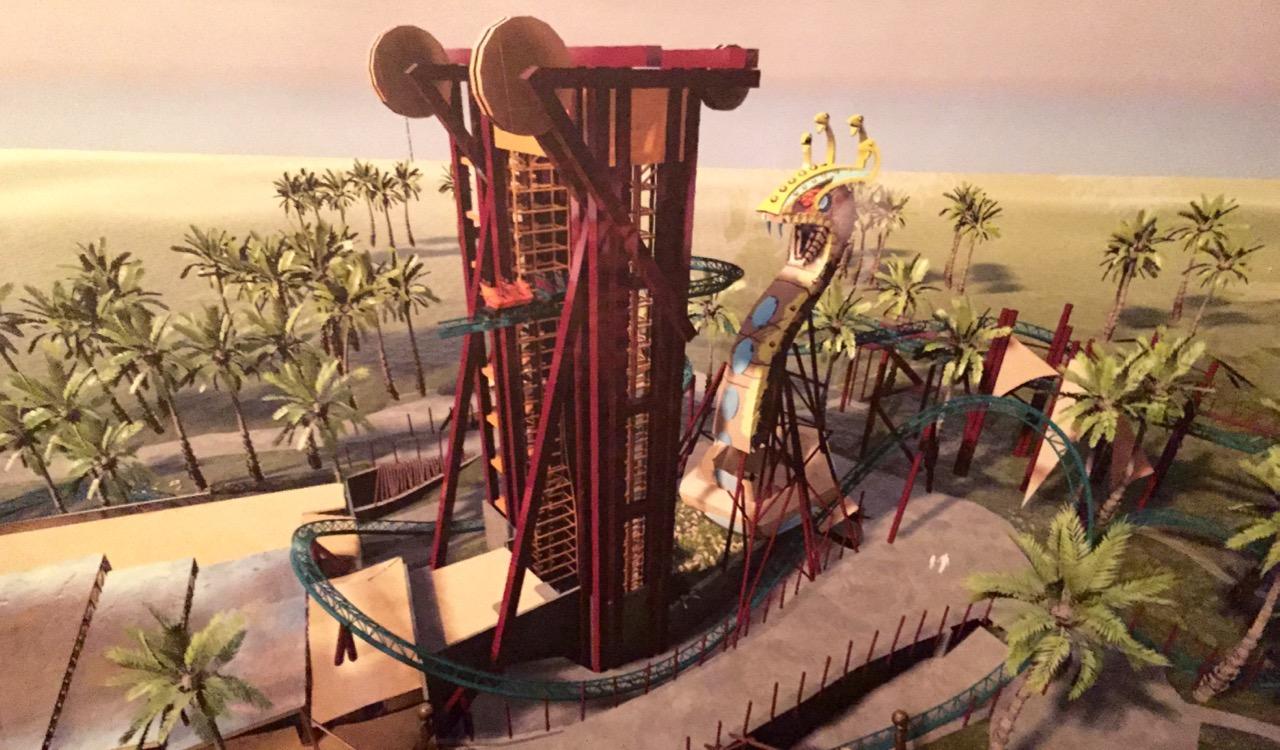 Busch Gardens cobra curse - 4