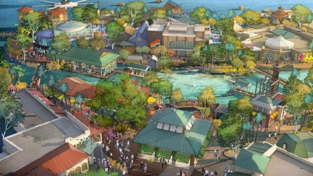 disney springs downtown concept retailers