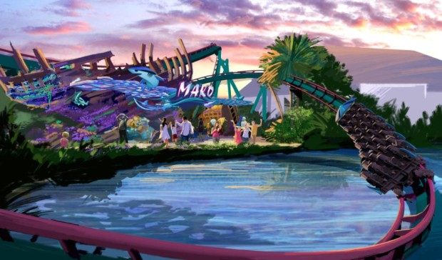 Mako Lake View shark seaworld orlando