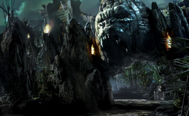 Skull Island Reign of Kong Entrance_LR