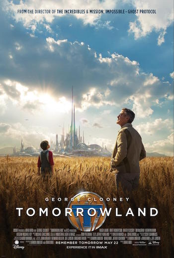 tomorrowland movie poster