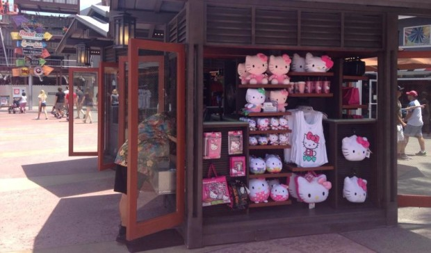 hello kitty universal orlando