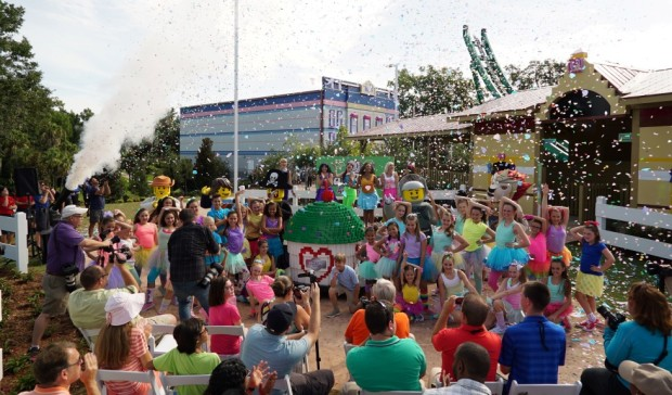 legoland florida lego friends heartlake city opening