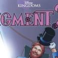 Figment 2 #1 cover crop Marvel Disney