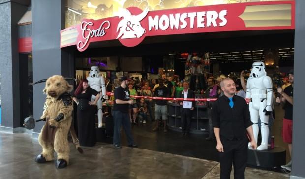 gods and monsters comic shop artegon marketplace