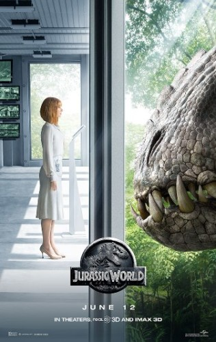 Jurassic World poster Universal Pictures