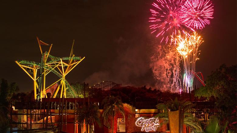 Enjoy Summer Nights At Busch Gardens And Adventure Island