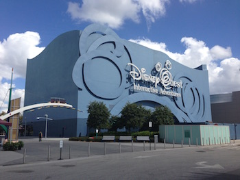 disneyquest building