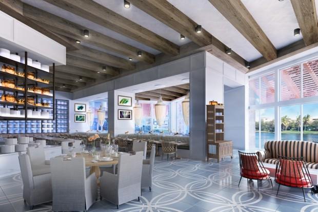 Universal Orlando Sapphire Falls Resort Amatista Cookhouse