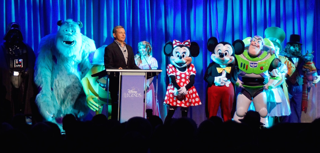 D23 Expo characters