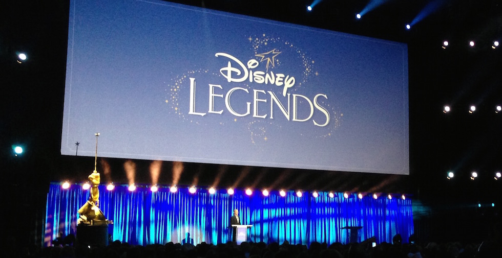 Disney legends ceremony at d23 expo