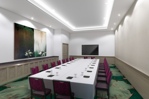 Universal Orlando Sapphire Falls Resort Meeting Room