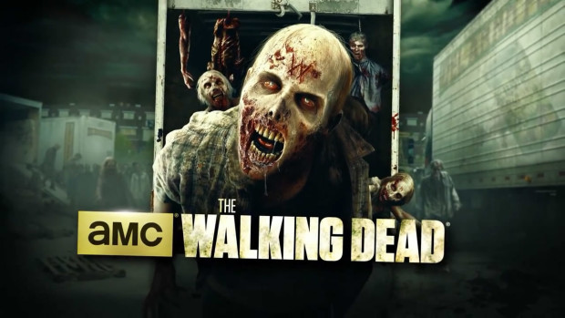 The Walking Dead Halloween Horror Nights 25