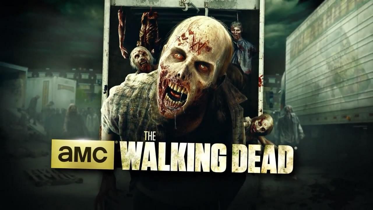 The Walking Dead Halloween