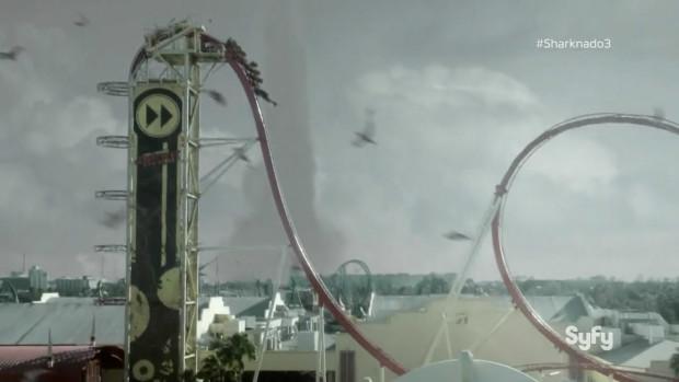 Sharknado 3 Universal Orlando