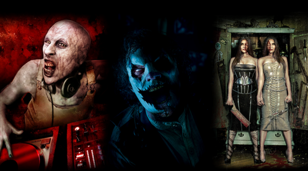 Howl-O-Scream icons