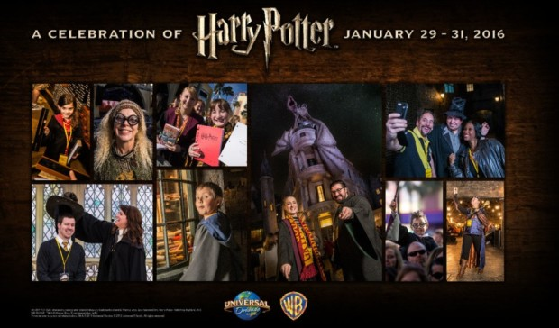 Celebration of Harry Potter Universal Orlando