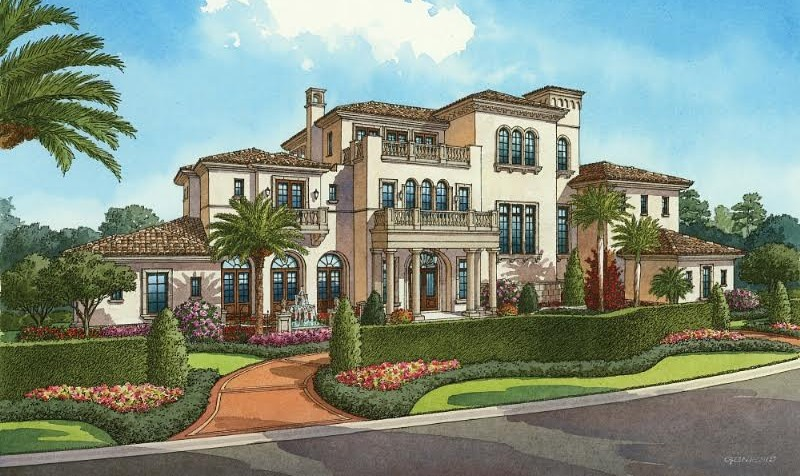 Disney World Opens Sales For Luxury Homes Near Four Seasons