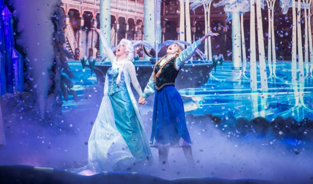 Frozen musical disney