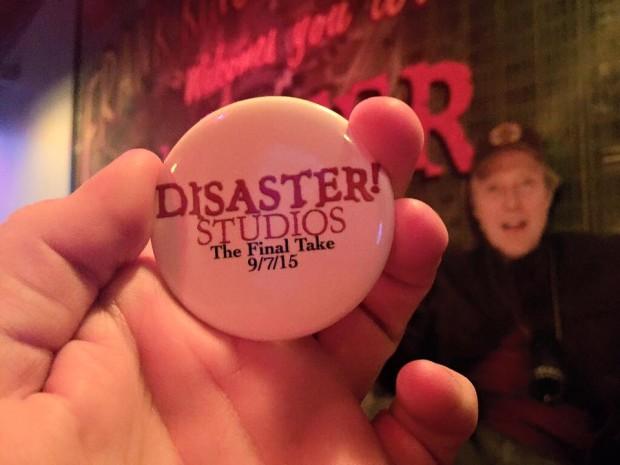 Disaster the final take ride Universal Studios Florida Orlando