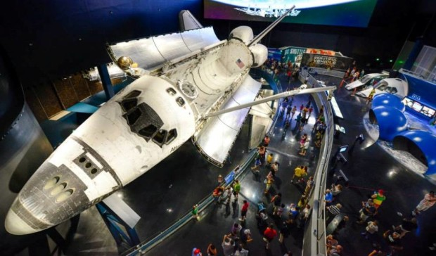Space Shuttle Atlantis Kennedy Space Center Visitor Complex
