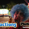 Photo Finds HHN clown