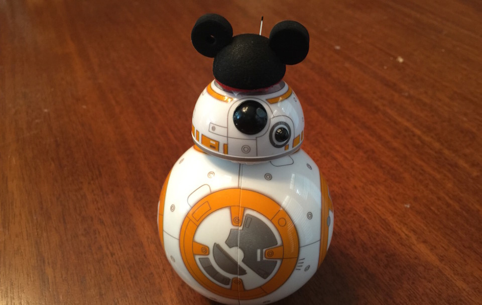 bb-8 with mickey ears