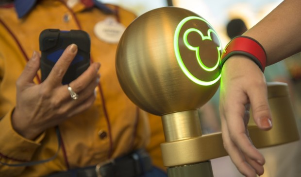 Walt Disney World annual pass MagicBand