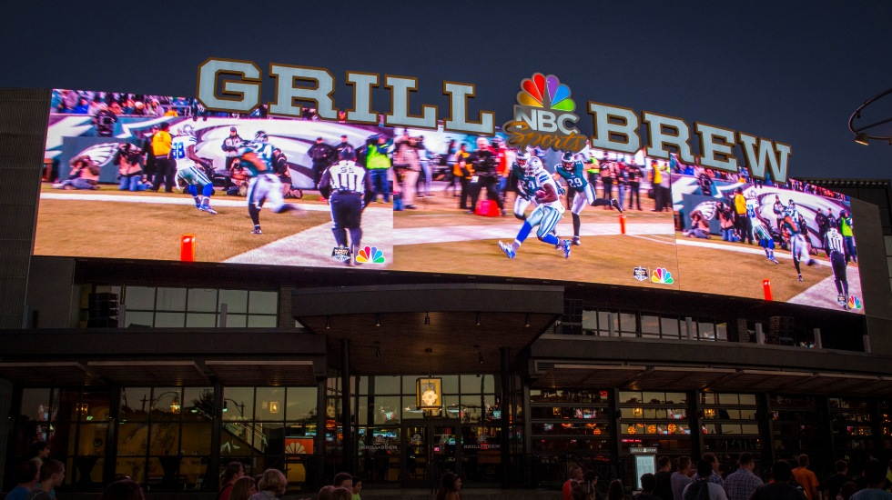Nbc Sports Grill Brew Now Open At Universal Orlando