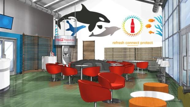 SeaWorld Orlando Pass Member Lounge