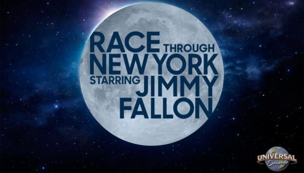 Race Through New York Starring Jimmy Fallon Tonight Show Universal Orlando