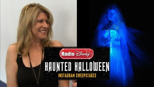 Radio Disney Haunted Halloween Mansion Kat Cressida