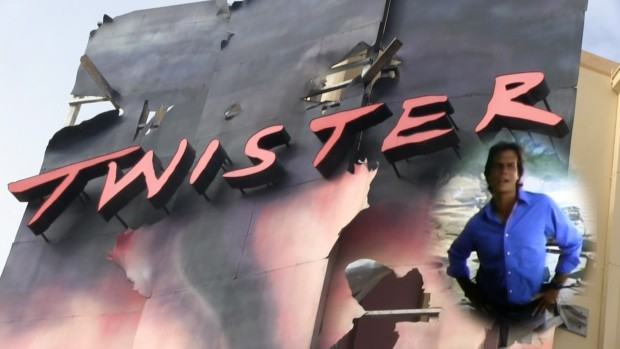 Twister Bill Paxton final storm Universal Orlando
