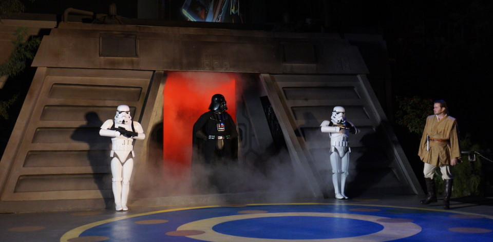 Last Jedi Training Academy