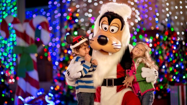 Walt Disney World Holidays
