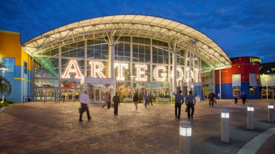 Artegon Marketplace closes