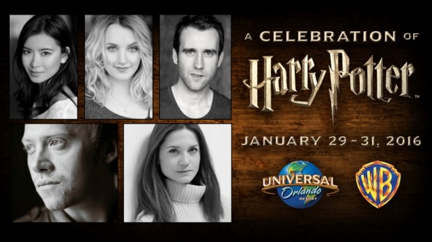 Celebration of Harry Potter Universal Orlando talent