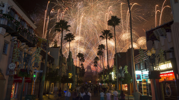 Symphony in the Stars: A Galactic Spectacular Disney's Hollywood Studios